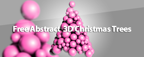 free christmas tree renders