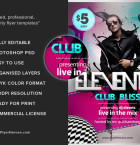 Eleventa Free Flyer Template 3