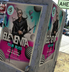 Eleventa Free Flyer Template 4
