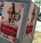 Free Valentine's Flyer Template 4