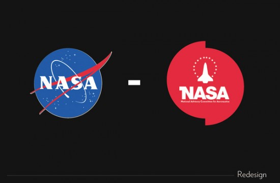 nasa logo redesign - photo #7