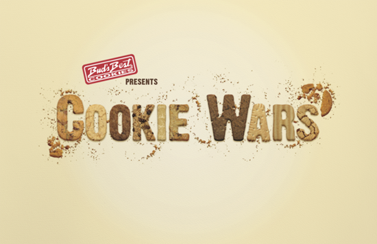Bud's Best Cookie Wars