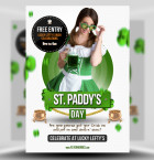 st-patricks-day-free-flyer-flyerheroescom 1