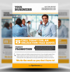 Free Business Flyer Template 1