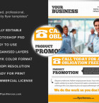 Free Business Flyer Template 3