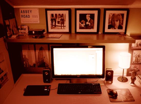 Indieground's Workspace
