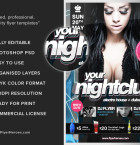free-nightclub-flyer-template 3
