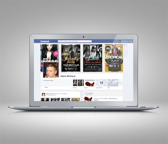 Free Flyer Designer Facebook Cover Template