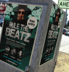 Rule the Beatz Flyer Template 4