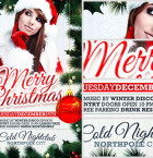 Free Xmas Flyer Template 2