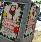 Free Xmas Flyer Template 4