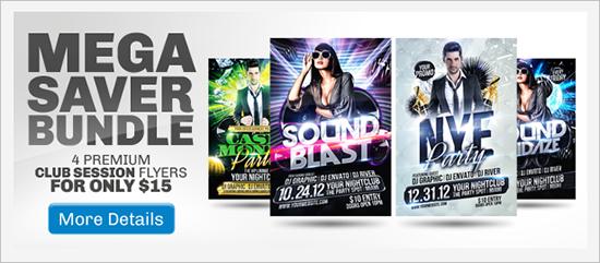 Club Sessions Volume 1 Mega Bundle