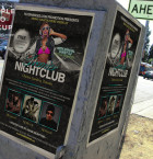 Premier Nightclub Flyer template 4