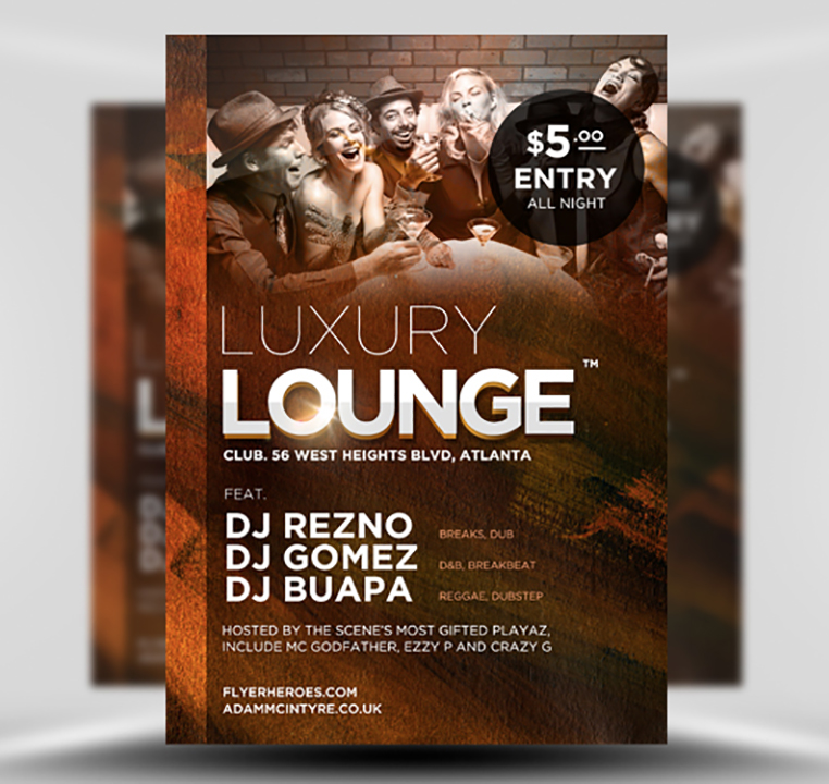Luxury Lounge 1