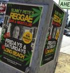 Reggae Flyer Template 4