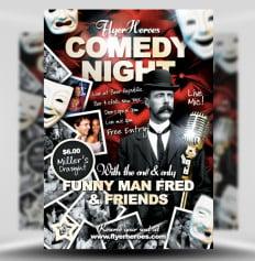Comedy Night 1