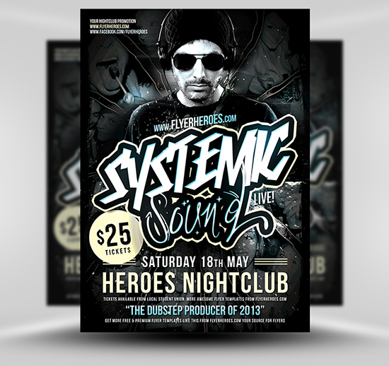 Systemic Flyer Template