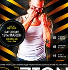 Zion DJ / Nightclub Flyer Template