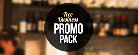 Free Business Promotion Pack volume 1
