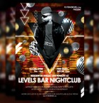 Levels Nightclub Flyer Template