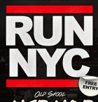 RUN NYC Hip Hop Flyer Template