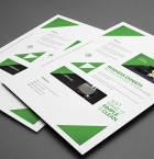 Free Corporate Poster Template