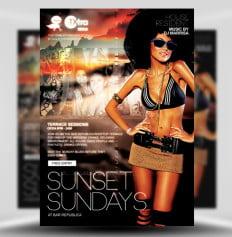 Sunset Sundays 1