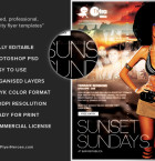 Sunset Sundays 3