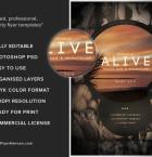 Alive bar 3