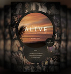 Alive Bar Flyer Template