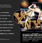 NYE Flyer by Saltshaker911 3