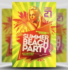 Summer Beach Party 1