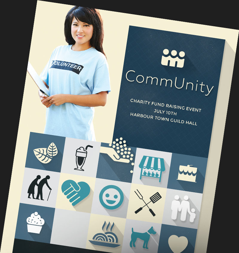 Community Flyer Templates