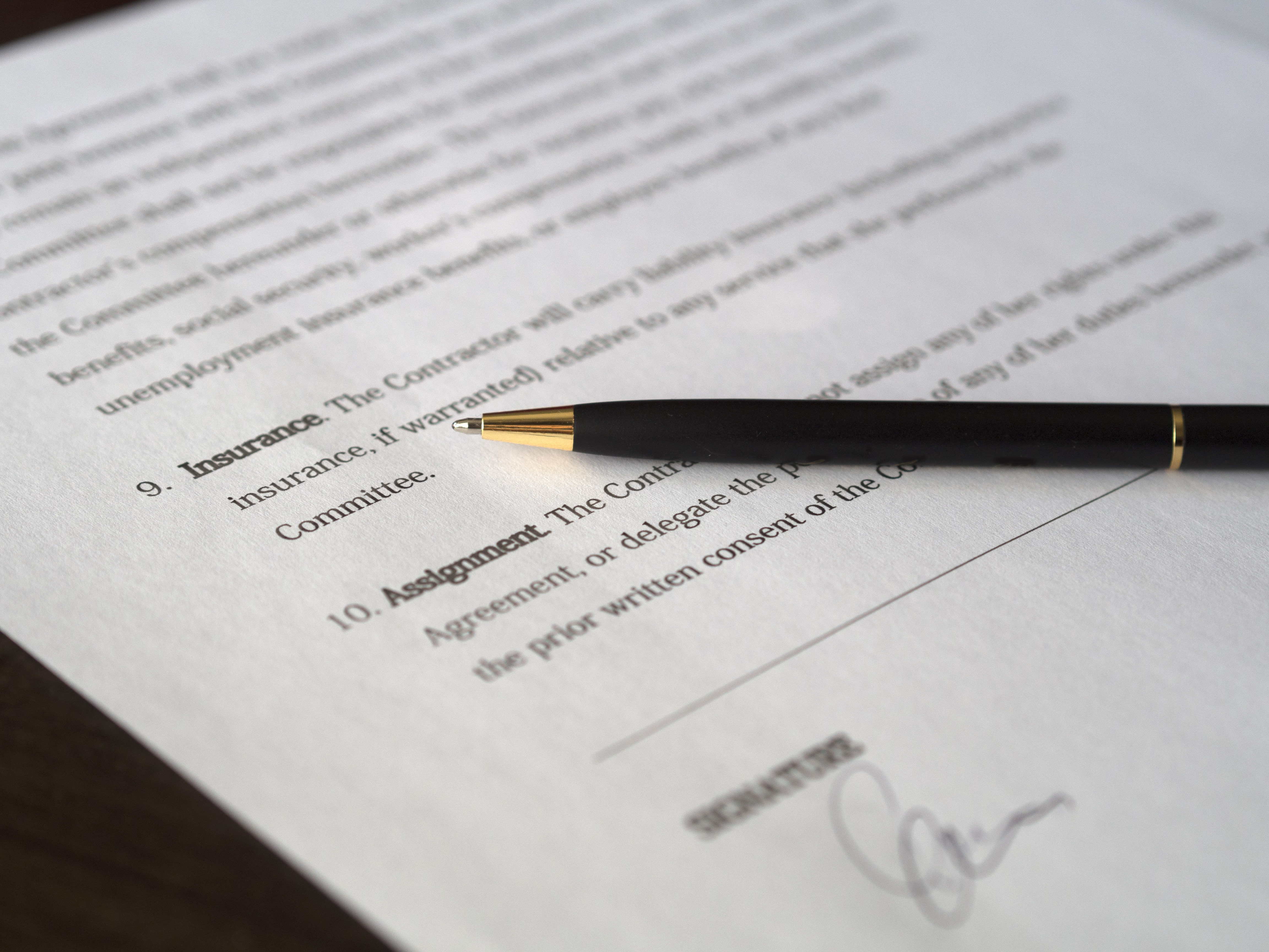 how to break a contract