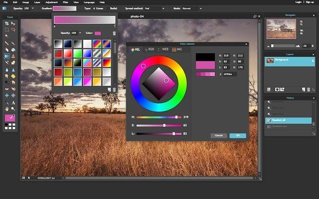 5 Photoshop Design Alternatives | Pixlr | FlyerHeroes.com