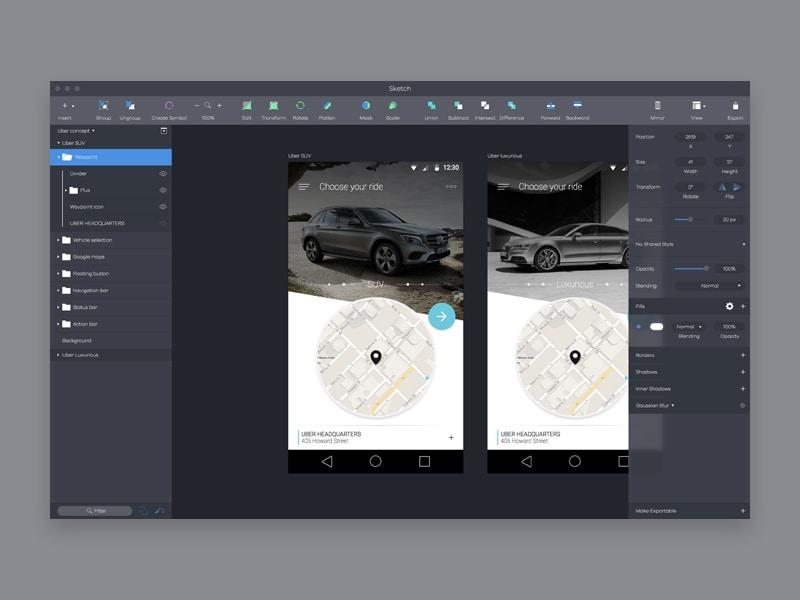 5 Photoshop Design Alternatives | Sketch App | FlyerHeroes.com