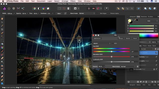 5 Photoshop Design Alternatives | Affinity Photo | FlyerHeroes.com