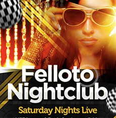 Felloto Flyer Template