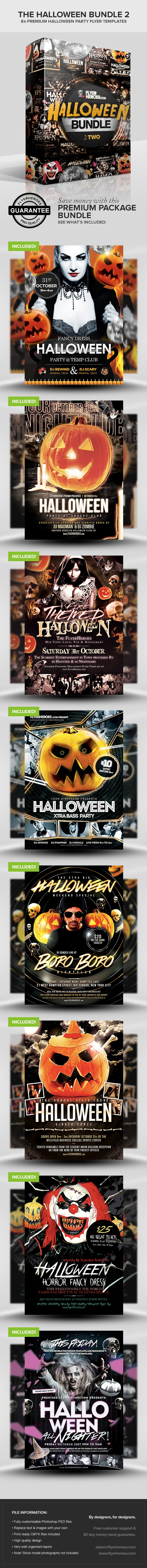 The Halloween Bundle 2