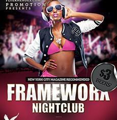 Frameworx 2 Flyer Template