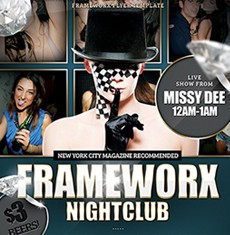 Frameworx Flyer Template 4