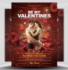 Be My Valentines 1