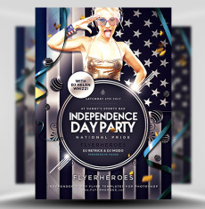 Independence Day Party