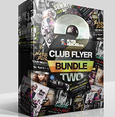 The Club Flyer Bundle 2