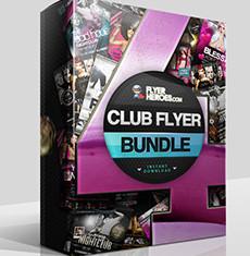 The Club Flyer Bundle 4