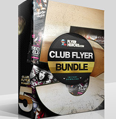 The Club Flyer Bundle 5