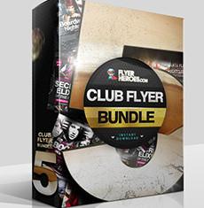 The Club Flyer Bundle 5