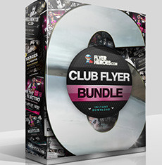 The Club Flyer Bundle 6