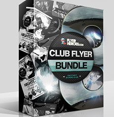 The Club Flyer Bundle 8