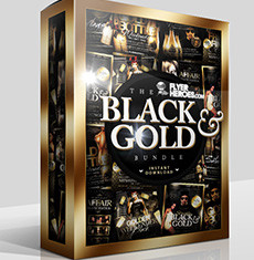 The Black and Gold Bundle 1
